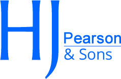 HJ Pearson and Sons logo